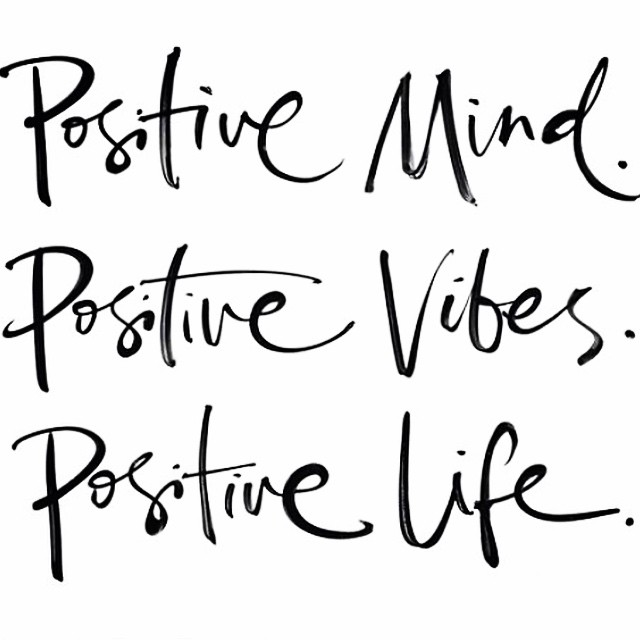 Make your Tuesday a positive one! #quote #qotd #bepositive