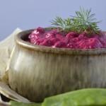 Recipe: Roast Beetroot & Feta Dip