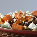 Recipe: Roast Chickpea & Sweet Potato Salad