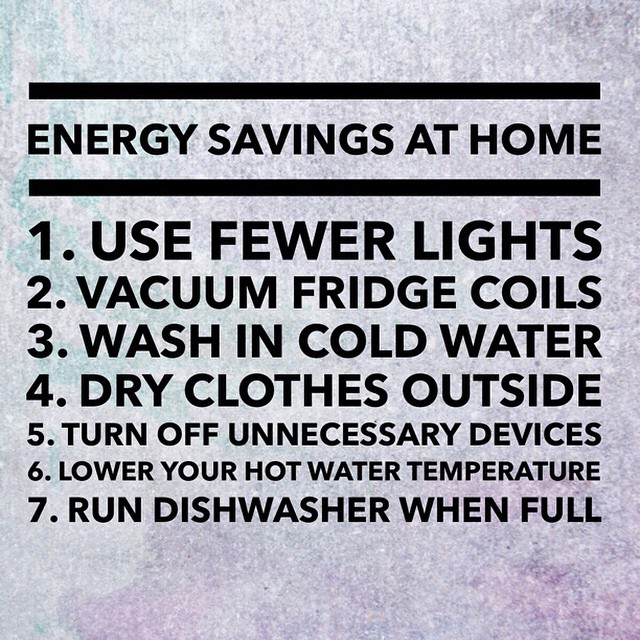 Here are my top tips to save energy at home, what are yours? More info is up on the blog today! #tips #sustainableliving #moneysaver #ontheblog