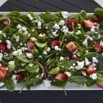 Recipe: Strawberry Spinach Salad