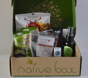 January Native Box