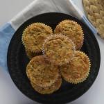 Recipe: Banana Passionfruit Muffins
