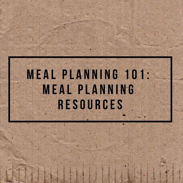 The final instalment of my Meal Planning 101 series is up on I Spy Plum Pie today - I'm sharing my top resources for making meal planning a big success! #mealplanning #howto #resources #ontheblog