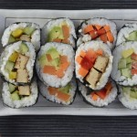 Recipe: Vegetarian Sushi
