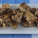 Recipe: Cranberry, Almond & Choc Chip Slice