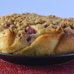 Recipe: Apple Strawberry Crumble Cake