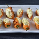 Recipe: Ricotta Stuffed Mini Capsicums