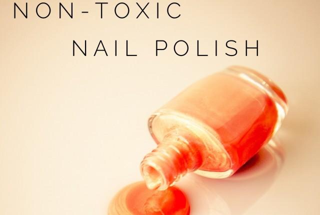 How to choose non-toxic nail polish