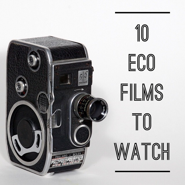 Today on I Spy Plum Pie I'm sharing 10 of my favourite films & documentaries that have an eco message - perfect for Earth Hour tonight! I'd love to hear yours as well! #ecoliving #movies #earthhour #documentary #sustainableliving