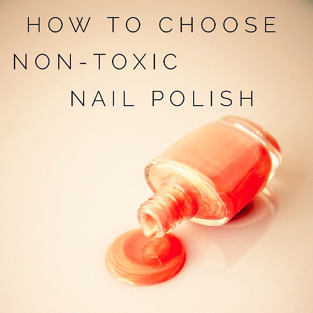Today on I Spy Plum Pie I'm talking about non-toxic nailpolish & what to look out for! I'd love to hear your favourite brands! #nontoxic #nailpolish #ecoliving #ontheblog