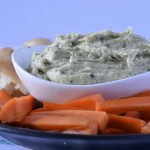Recipe: Rosemary & Parsley Cannellini Bean Dip