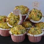 Recipe: Cheesy Savoury Muffins