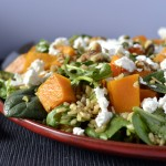 Recipe: Brown Rice Pumpkin Salad