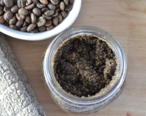 Coffee Brown Sugar Scrub