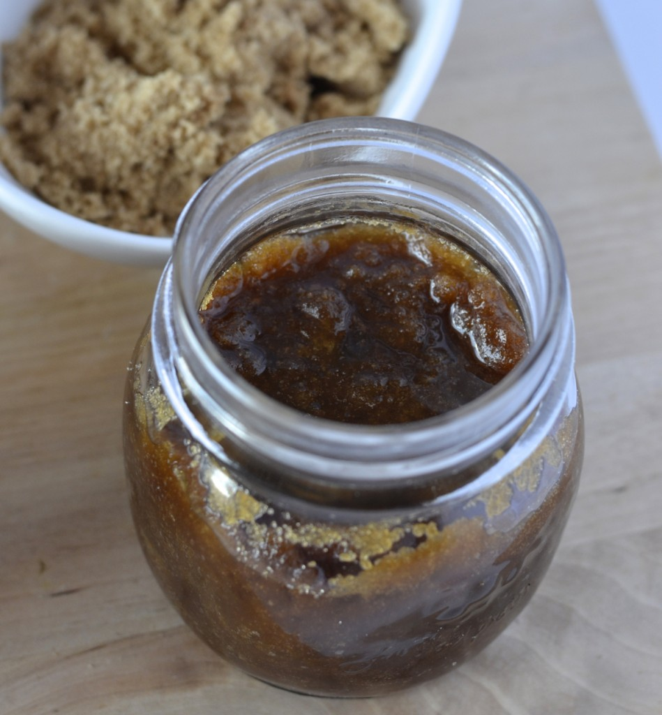 Honey Brown Sugar Scrub