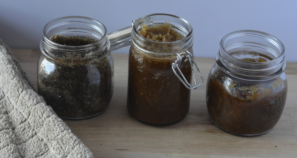 3 DIY Brown Sugar Scrubs