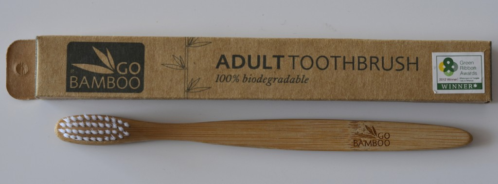 April Favourites - Bamboo Toothbrush