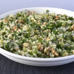 Recipe: Herby Israeli Couscous Salad