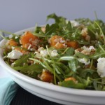 Recipe: Spiced Pumpkin Lentil Salad