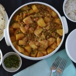 Recipe: Potato and Pea Curry