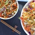 Recipe: Vegetable Noodle Salad
