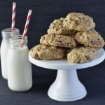 Recipe: Choc-Oat Cookies