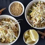 Recipe: Tofu Pad Thai