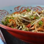 Recipe: Sesame Soba Noodle Salad