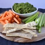 Recipe: Spinach & Cashew Dip