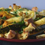 Recipe: Cumin Roasted Pumpkin & Parsnip