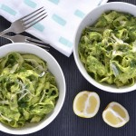 Recipe: Creamy Avocado & Spinach Pasta