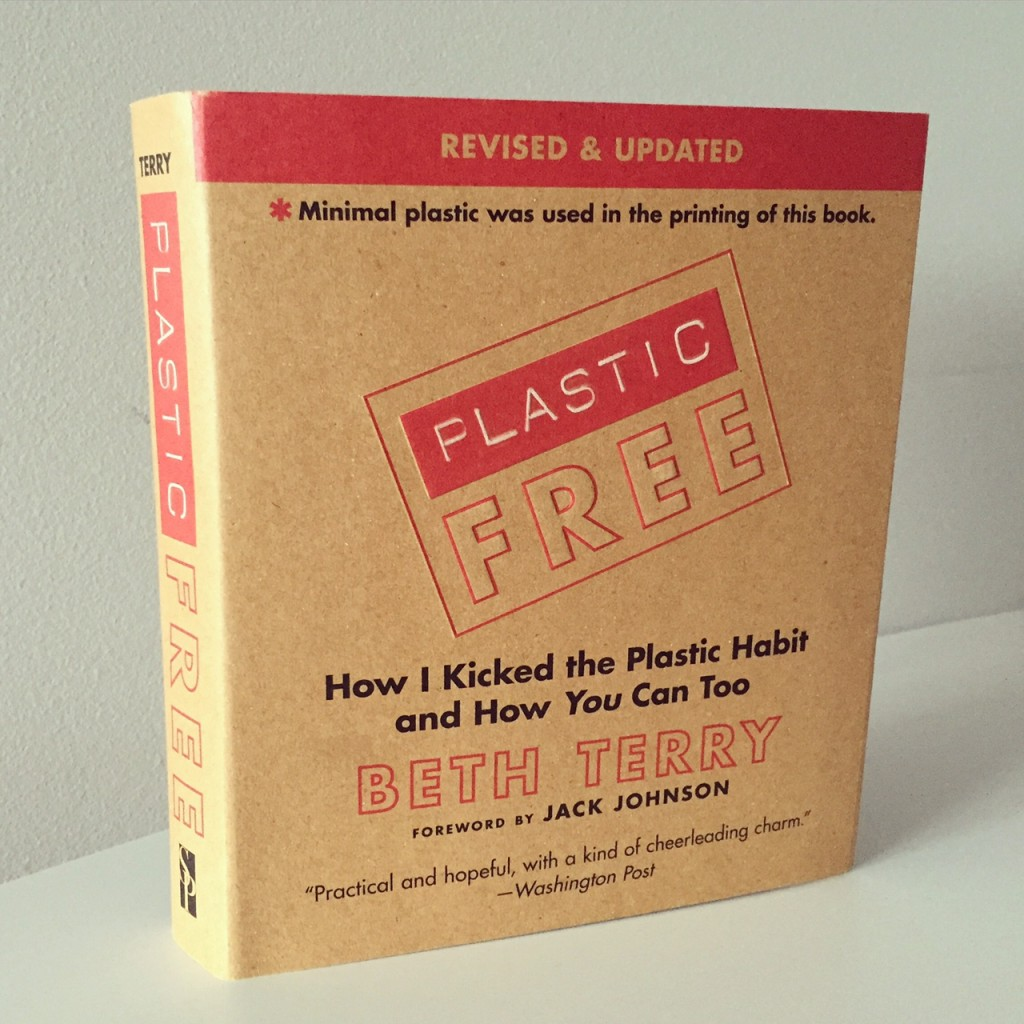 Eco living books - plastic free