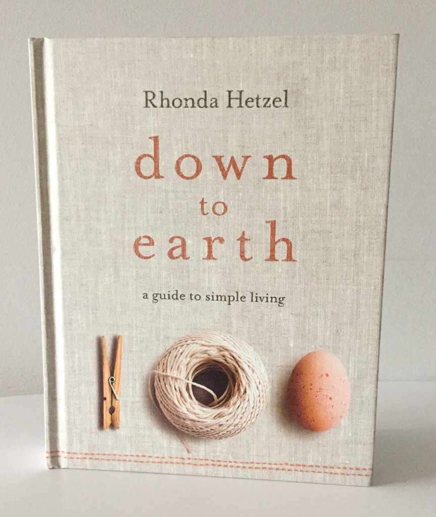 down to earth - eco living books
