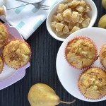 Recipe: Pear and Ginger Muffins