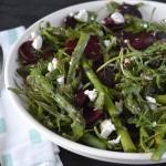 Recipe: Beetroot Asparagus Salad