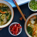 Recipe: Chinese Noodle Soup