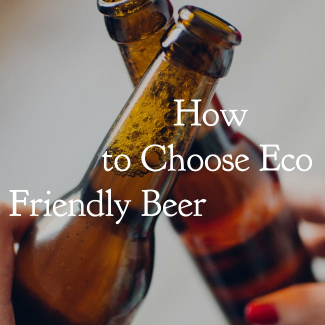 How to Choose Eco Friendly Beer