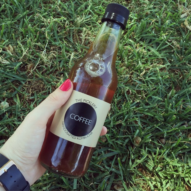 October Favourite Finds - The Picklery Kombucha