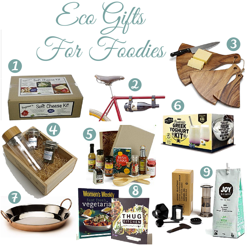 Eco Gift Guide: Foodies | I Spy Plum Pie