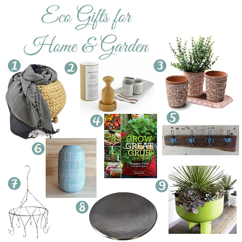 Eco Gift Guide: Home & Garden | I Spy Plum Pie
