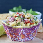 Recipe: Pineapple Salsa
