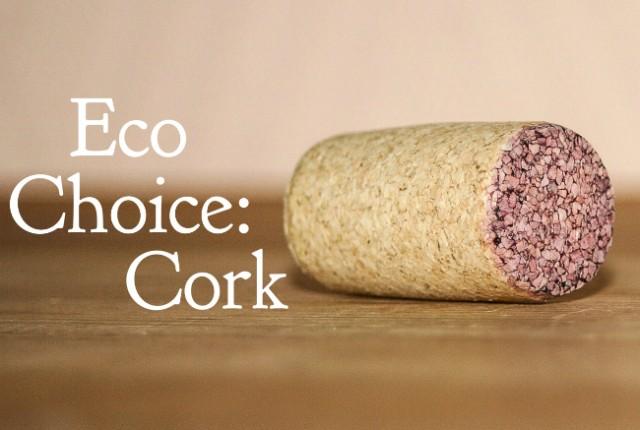 Eco Choice: Cork | I Spy Plum Pie