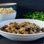 Recipe: Miso Eggplant