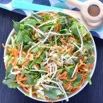 Recipe: Crunchy Asian Rice Salad