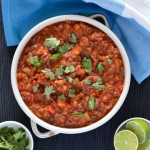 Recipe: Vegetarian Chilli