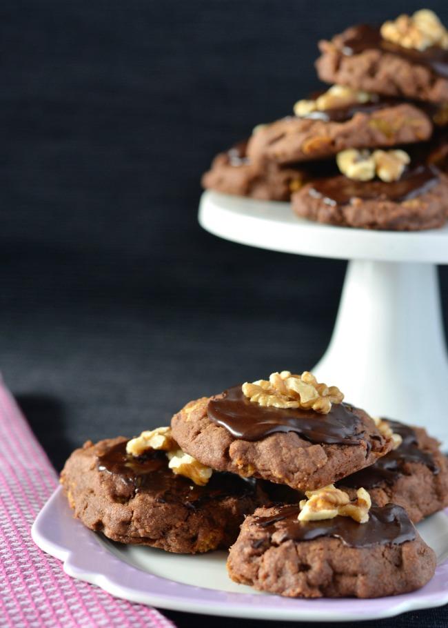 Afghan Biscuits   I Spy Plum Pie