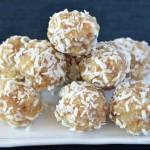 Recipe: Lemon Macadamia Bliss Balls