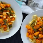 Recipe: Pumpkin Sage Pasta