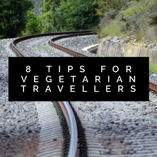 8 Tips for Vegetarian Travellers | I Spy Plum Pie